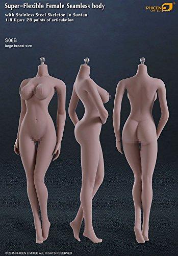 faisen-limitee-1-6-echelle-ultra-flexibilite-transparente-corps-feminin-santander-taille-serie-buste