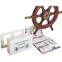 Holthaus Medical NAUTISAVE® Verbandkasten Verbandsschrank Erste-Hilfe-Kasten Notfall, befüllt, inkl. Halterung preisvergleich bei billige-tabletten.eu