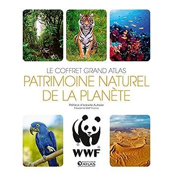 Patrimoine naturel de la planète: Coffret les sites naturels du monde, les animaux en danger