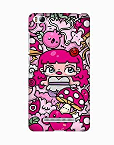 PickPattern Back Cover for Xiaomi Mi 4i