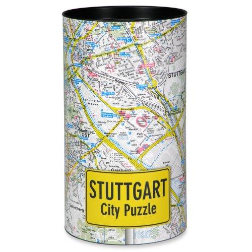 Extragifts City Puzzle Stuttgart