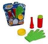 BomBom Seifenblasen von Splash Toys Magische Seifenblasen im Set mit Handschuh