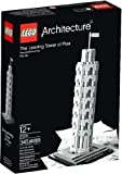 LEGO Architecture The Leaning Tower of Pisa (Discontinued by manufacturer) by LEGO