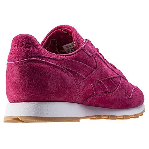 Reebok Damen Schuhe / Sneaker Classic Leather Pink