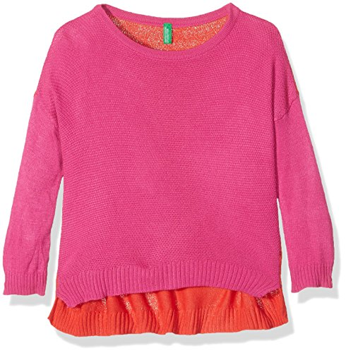 united-colors-of-benetton-girls-1070q1404-jumper-pink-red-1-2-years-manufacturer-size1-year