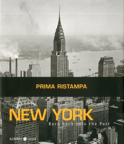 New York: Born Back into the Past by Stefano & Silvia Lucchini (2012-04-16)