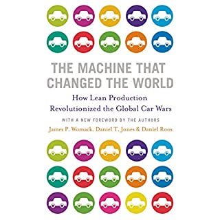 The Machine That Changed the World: Based on the Massachusetts Institute of Technology 5 Million Dollar, 5 Year Study on the Future of Technology