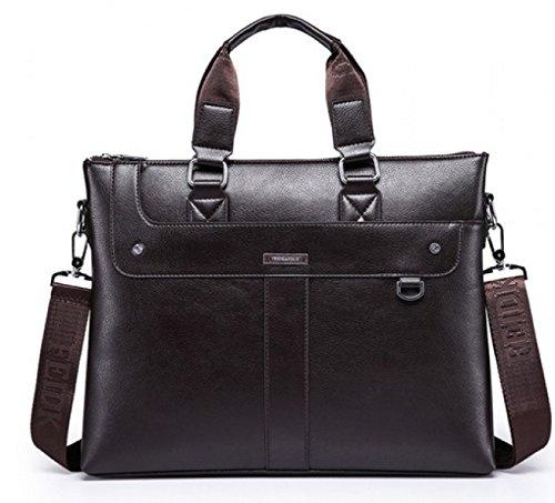 Männer Schultertasche Diagonal Paket High Grade Business Handtasche Großzügige Einfache Großkapazität Männliche Tasche A
