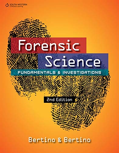 Pdf forensic science fundamentals investigations ebook epub forensic science fundamentals and investigations 2012 update anthony j bertino on amazon com free shipping on qualifying offers with today s popular fandeluxe