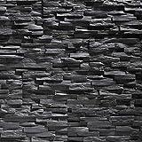 Paneles de poliestireno expandido / Benevento negro/ revestimiento de...