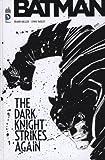 batman the dark knight strikes again dvd inclus de frank miller 28 f?vrier 2013 album