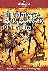 Lonely Planet Zimbabwe, Botswana & Namibia (3rd ed) by Deanna Swaney (1999-01-03)