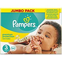 Pampers - New baby talla 3 (68 unidades)