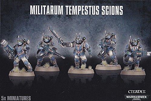 tempestus-scions-command-squad