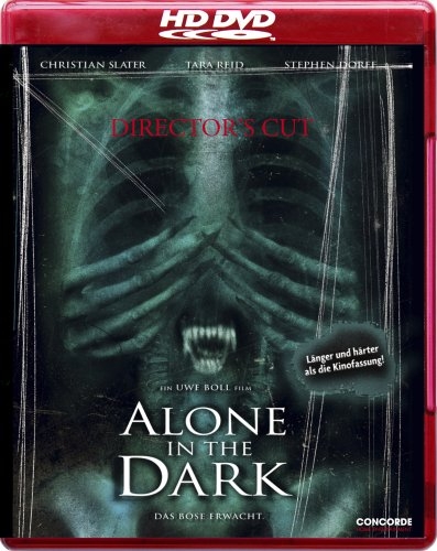 Alone in the Dark (Director's Cut) [HD DVD]