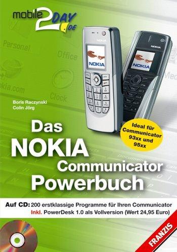 Nokia Communicator 93XX / 95XX by Boris Raczynski (2005-09-05) Nokia Communicator