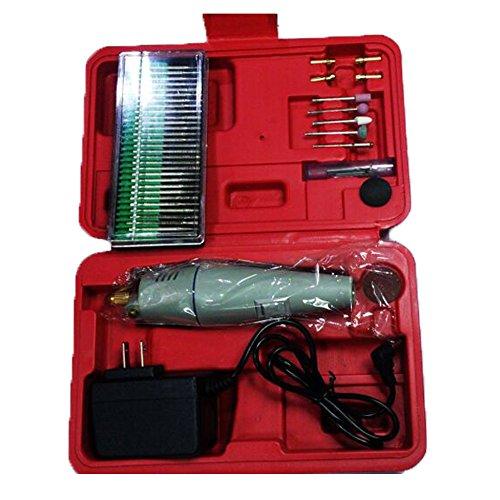 Fai da te Mini Electric Drill Gruppo Punzone di taglio smerigliatrice elettrica macchina di polacco