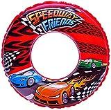Bestway Speedway Swim Ring - Red, 20 Inch