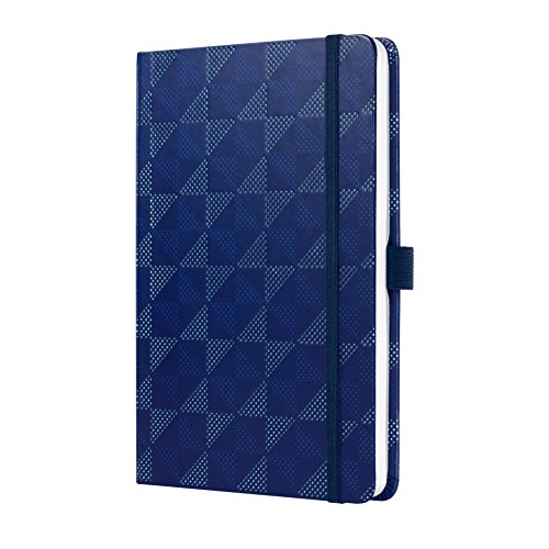 Sigel J9315 Weekly Diary Jolie 2019, Format Approx. A5, with Gold Imagination Motif
