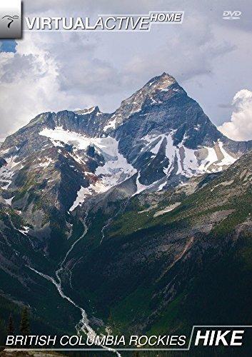 Virtual Active Home British Columbia Rockies Hike DVD (Buffalo West Wild Bills)