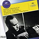 Bach - Brahms - Tcha�kovski : Concertos pour violon - Beethoven : Romances pour violon