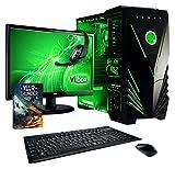 VIBOX Vision Gaming PC Computer Paket 2 -mit WarThunder Spiel Bundle (3.9GHzAMD A4 Dual Core CPU, Radeon Grafik-Chip, 1TB Festplatte, 8 GB RAM, Kein Betriebssystem)