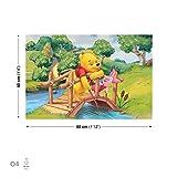 Disney Winnie Pu Bär Ferkel Leinwand Bilder (PPD2155O4FW)