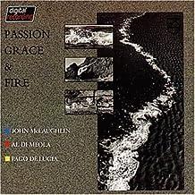 Passion Grace & Fire by John McLaughlin (1989-02-27)