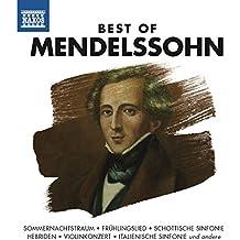 Best of Mendelssohn [Import anglais]