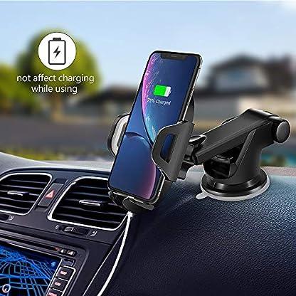 solawill-Handyhalterung-Auto-KFZ-Handyhalterung-mit-Gel-Saugnapf-Shalter-Teleskoparm-360Drehbarem-Kugelgelenk-Autohalterung-fr-iPhone-XR-XS-X-Samsung-S9-S9-Huawei-HTC