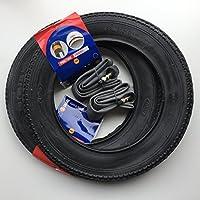 2x GRL 6021 12 Zoll Reifen & DV Schlauch 12 1/2 x 2 1/4 | ETRTO: 62-203 Fahrrad Kinderwagen