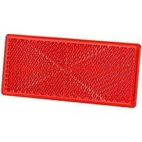 Rückstrahler rot 94 x 44 mm 2,74 EUR//Stück selbstklebend Set Reflektor