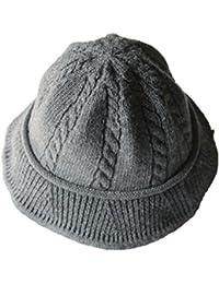 TYGRR Sombrero De Pescador Dama Salvaje Sombrero De Lana Punto Caliente  Sombrero De La Cuenca Moda 98608884858