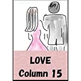 Love column japan 15 (Japanese Edition)