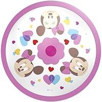 Philips Disney Baby Minnie Mouse - Plafón, iluminación interior, luz blanca cálida, bombilla led de 4 W, plástico, color rosa