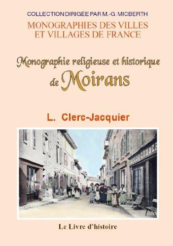Histoire de Moirans