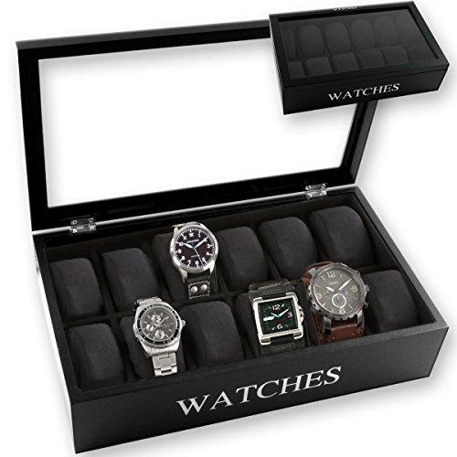 Uhrenbox für 12 Uhren - 2