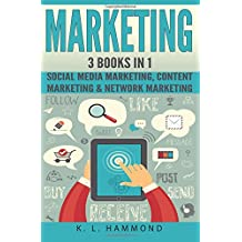 Marketing: Social Media Marketing, Content Marketing, Network Marketing: Volume 4