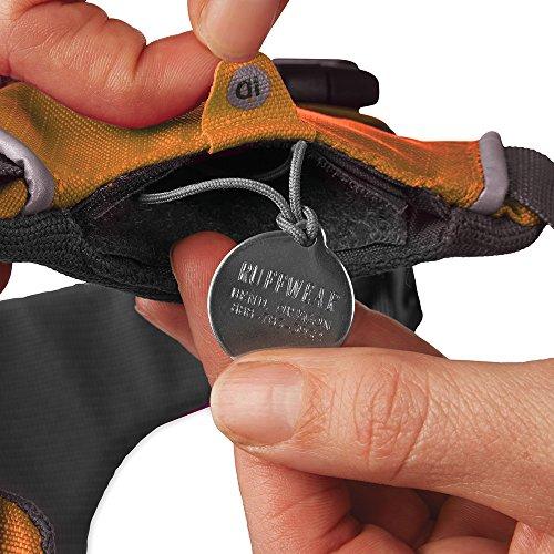 Ruffwear 3050-815LL1 Front Range Ganztags-Hundegeschirr, L/XL, Campfire orange - 6