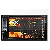 atFoliX Folie für Kenwood DDX5015DAB/-5016DAB Displayschutzfolie - 3 x FX-Antireflex-HD hochauflösende entspiegelnde Schutzfolie