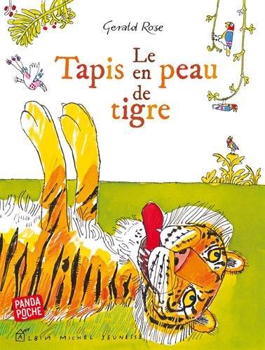 Le Tapis en peau de tigre par Gérald Rose