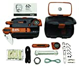 SOL SOLTOOL1 Kit de Survie Adulte Mixte, Multicolore