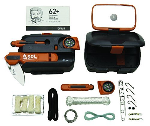 Abenteuer-Medizin-/Survival-Kit - Orange (Medical Kit-medizin)