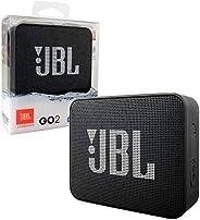 JBL GO 2 Portable Wireless Speaker - Black JBLGO2BLK