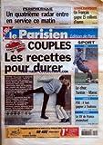 Telecharger Livres PARISIEN LE No 18485 du 14 02 2003 PERIPHERIQUE UN QUATRIEME RADAR ENTRE EN SERVIE CE MATIN LOTERIE EUROPEENNE UN FRANCAIS GAGNE 15 MILLIONS D EUROS 14 FEVRIER SAINT VALENTIN COUPLES LES RECETTES POUR DURER SPORT CAN LE TUNISIEN ALL BOUMNIJEL LE CHOC TUNISIE MAROC LIGUE PSG IL FAUT GAGNER A TOULOUSE RUGBY LE XV DE FRANCE REVANCHARD (PDF,EPUB,MOBI) gratuits en Francaise