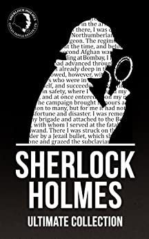 Sherlock Holmes: The Ultimate Collection (Illustrated) by [Doyle, Arthur Conan, Books, Maplewood]
