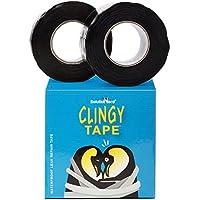 6 Meter Waterproof Rubber Silicone Seal Repair Plumbers Tape Self Fusing Rubberized Leak Tape 950 PSI by SolutioNerd