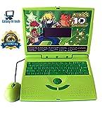 #5: Galaxy Hi-Tech® 22 Activities & Games Fun Laptop Notebook Computer Toy for Kids