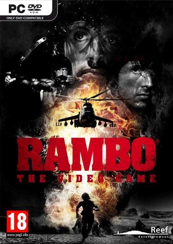 Preisvergleich Produktbild Rambo: The Video Game