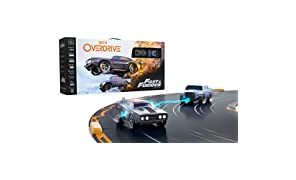Anki Overdrive : édition Fast and Furious